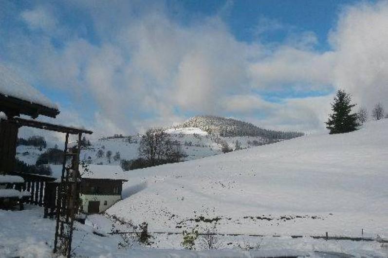 Gite Dans Un Chalet Dans Les Hautes Vosges En Pleine Nature Avec