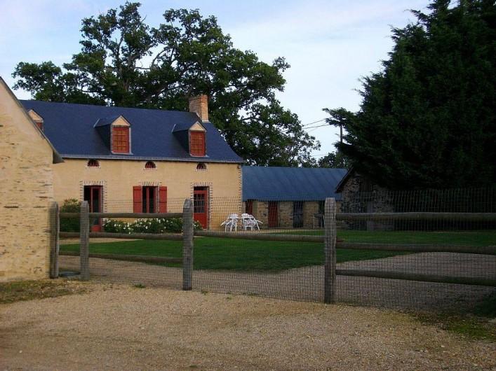 Location de vacances - Gîte à Noyant-la-Gravoyère