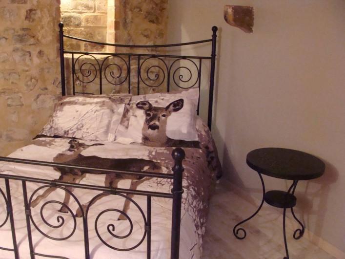 Location de vacances - Mas à Mirabel-et-Blacons - chambre 2
