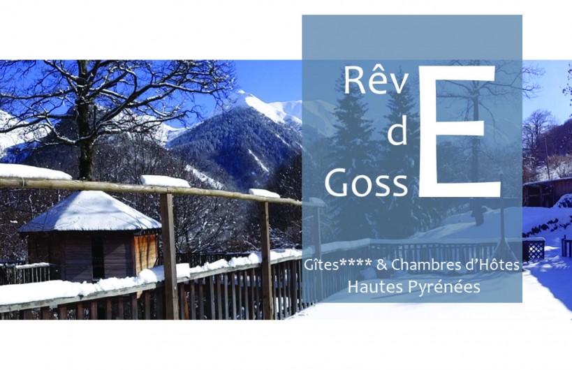 Location de vacances - Chalet à Estaing - Gites **** PMR montagne, Hautes-Pyrénées