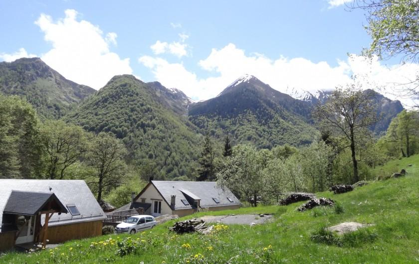 Location de vacances - Chalet à Estaing - RÊVE DE GOSSE Une nature exceptionnelle