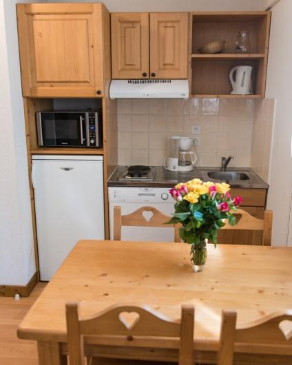 Location de vacances - Hôtel - Auberge à Giez - Appartement avec kitchenette