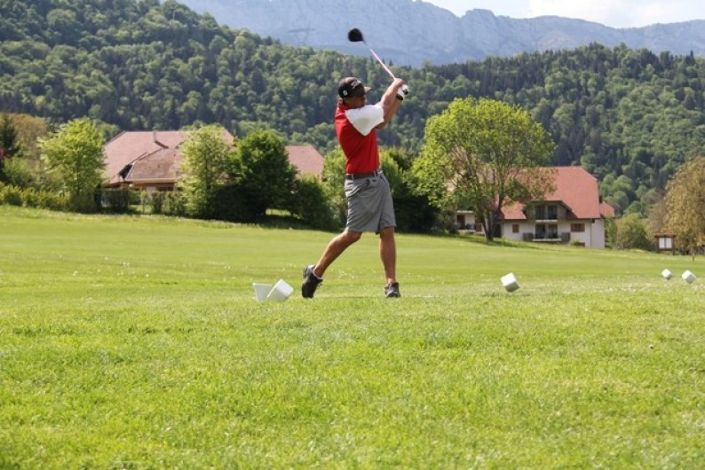 Location de vacances - Hôtel - Auberge à Giez - Résidence au cœur du golf de Giez