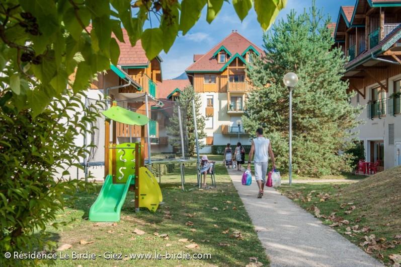 Location de vacances - Hôtel - Auberge à Giez - Résidence paisible, pied à terre pour partir en ballade ou savourer sur place