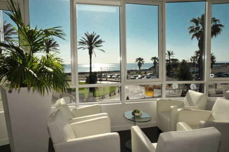 Location de vacances - Appartement à Saint-Cyprien Plage - Bleu Mer