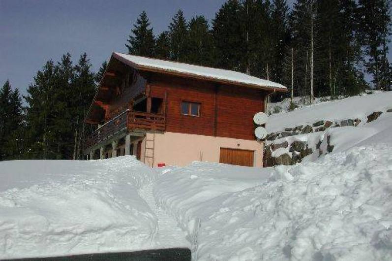 location appartement ski de fond