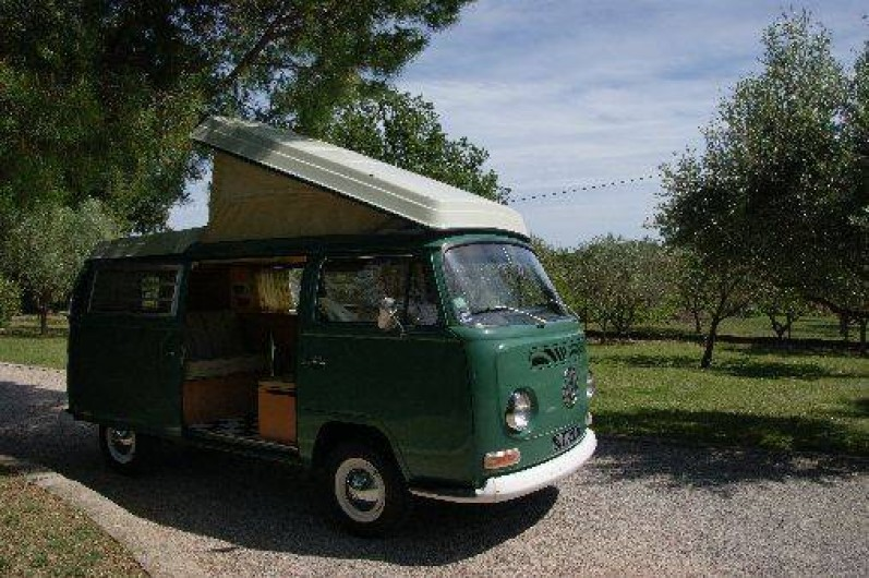Location de vacances - Camping à Seillans