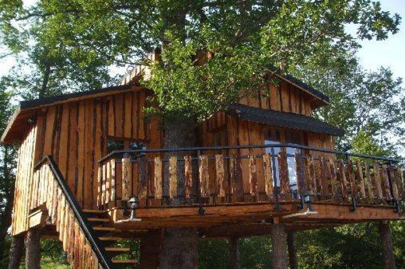 Location de vacances - Gîte à Saint-Dier-d'Auvergne