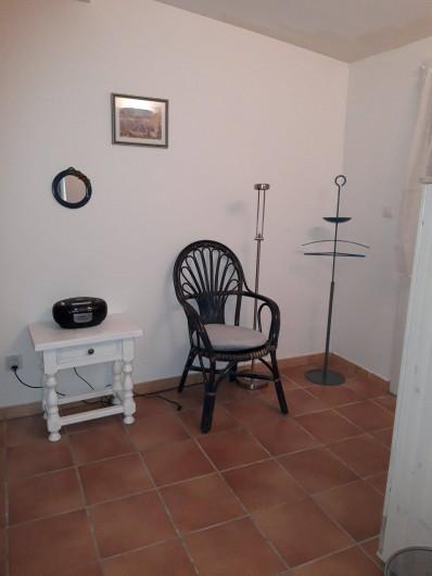 Location de vacances - Villa à Sainte-Maxime - la chambre n°2
