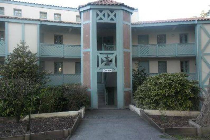 Location de vacances - Appartement à Moliets-et-Maa - Immeuble le Fairway