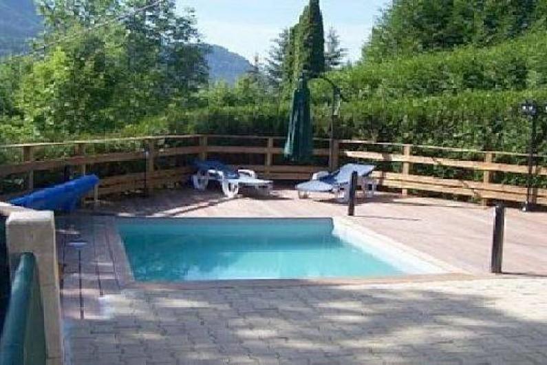 location de vacances maison villa alex - Location A La Montagne Avec Piscine