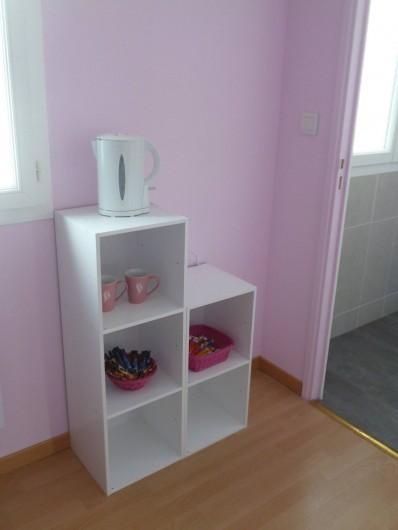 Location de vacances - Chambre d'hôtes à Donzac - La Chambre Gaëtan BLOOM (Vue 4)