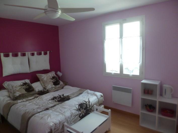 Location de vacances - Chambre d'hôtes à Donzac - La Chambre Gaëtan BLOOM (Vue 2)