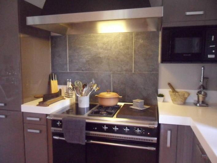 Location de vacances - Mas à Aix-en-Provence - coin cuisine
