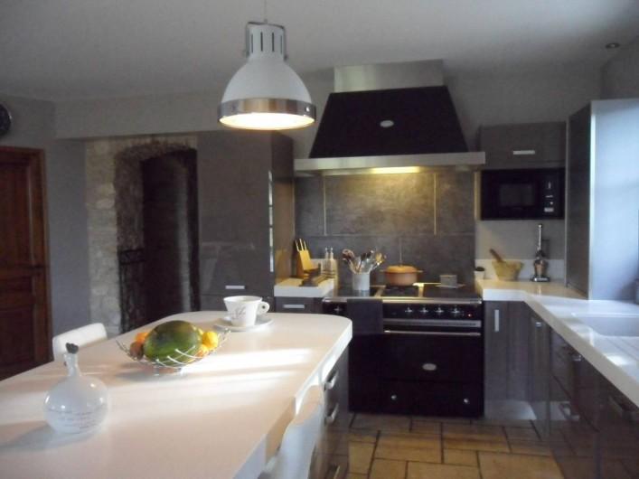Location de vacances - Mas à Aix-en-Provence - cuisine