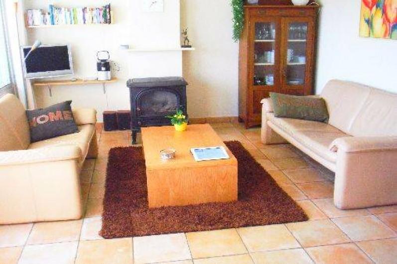 Location de vacances - Bungalow - Mobilhome à Dombourg - Living