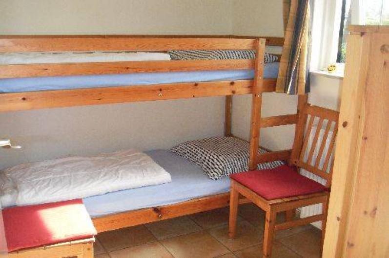 Location de vacances - Bungalow - Mobilhome à Dombourg - Chambre a coucher 2