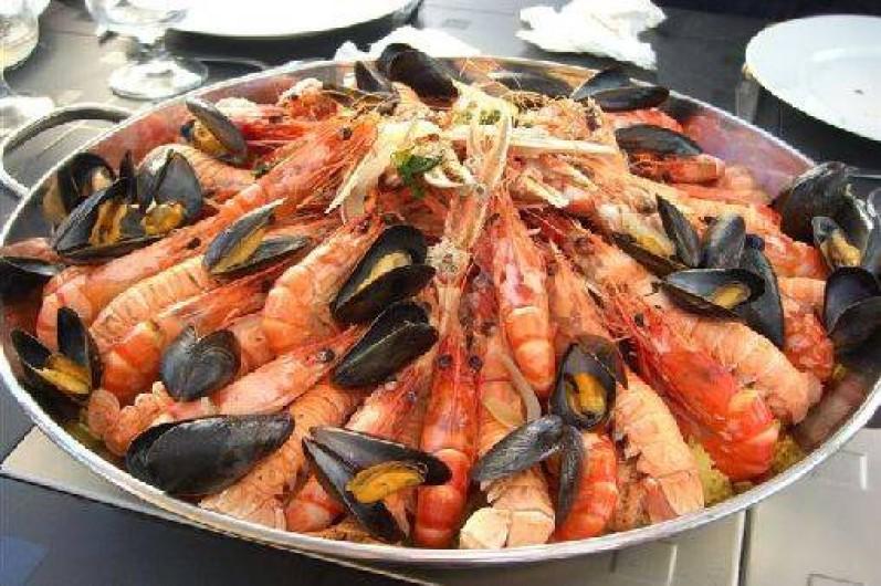 Location de vacances - Gîte à Langrune-sur-Mer - A consommer sans modération, pêcheurs, ports et parc à huitres à 6km.