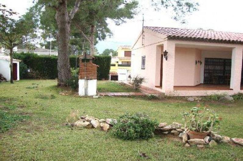 Location de vacances - Villa à Miami Platja - Terrain 975 m2