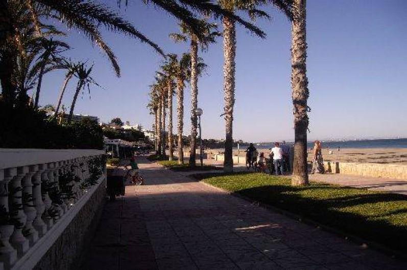 Location de vacances - Villa à Miami Platja - Croisette plage Playa Cristal