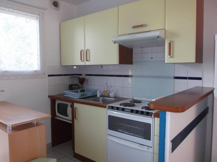 Location de vacances - Villa à Saint-Pair-sur-Mer - coin cuisine