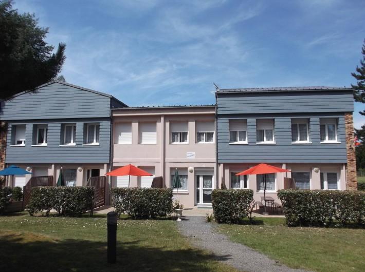Location de vacances - Villa à Saint-Pair-sur-Mer - résidence la calanque