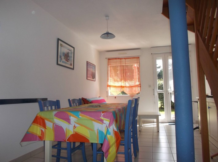 Location de vacances - Villa à Saint-Pair-sur-Mer - séjour