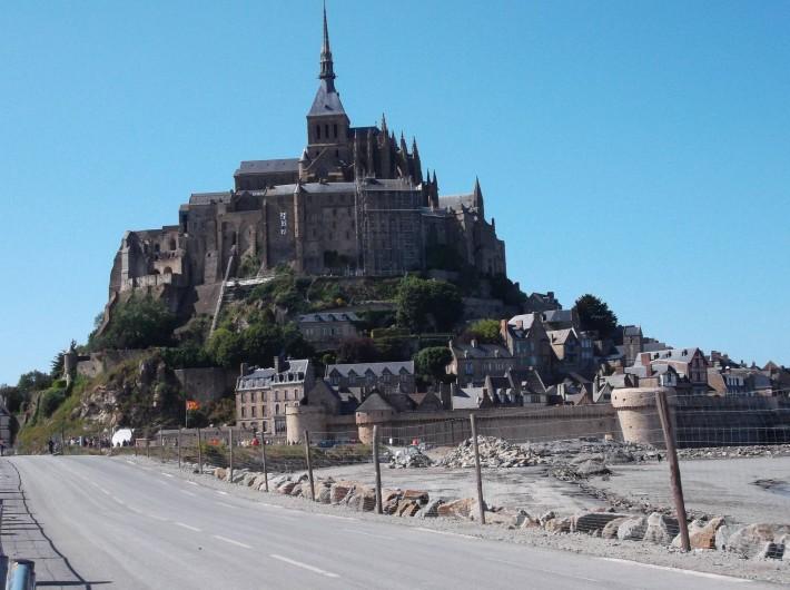 Location de vacances - Villa à Saint-Pair-sur-Mer - Le Mont st Michel