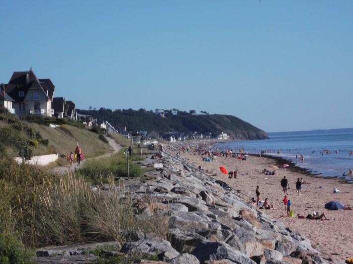 Location de vacances - Villa à Saint-Pair-sur-Mer - La plage
