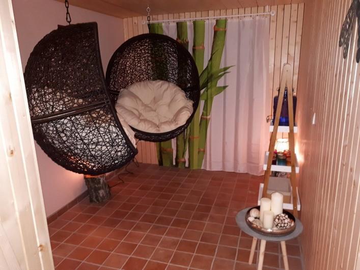 Location de vacances - Chambre d'hôtes à Sélestat - Espace SPA
