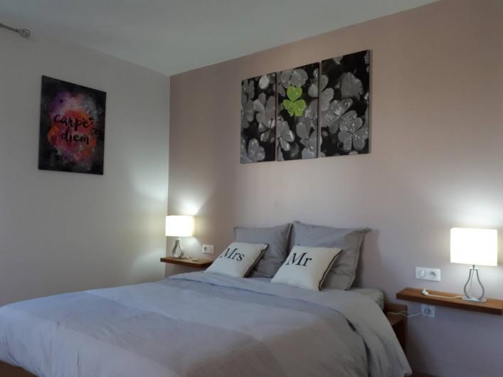 Location de vacances - Chambre d'hôtes à Sélestat - chambre TREFLE