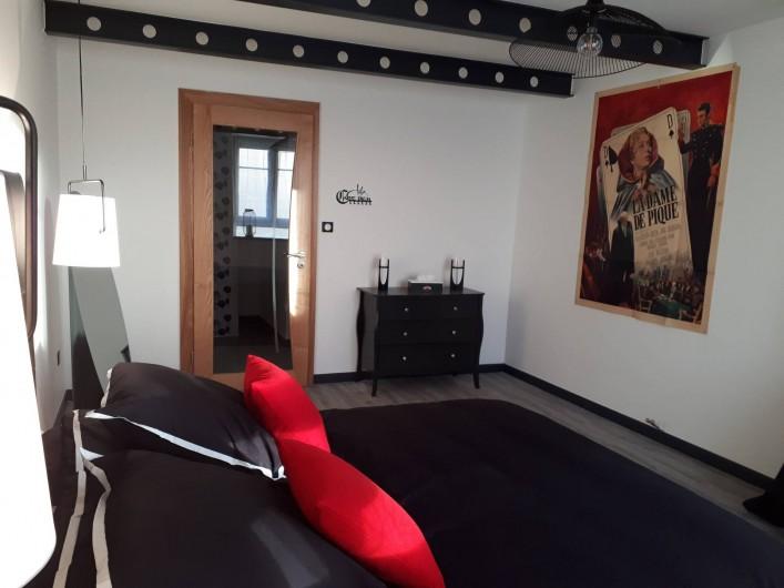 Location de vacances - Chambre d'hôtes à Sélestat - Chambre PIQUE