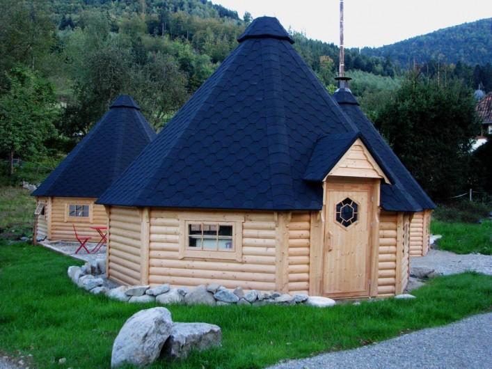 Location de vacances - Roulotte à Mitzach - Petite Auberge