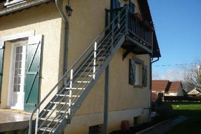 Location de vacances - Gîte à Fontaine-Bellenger