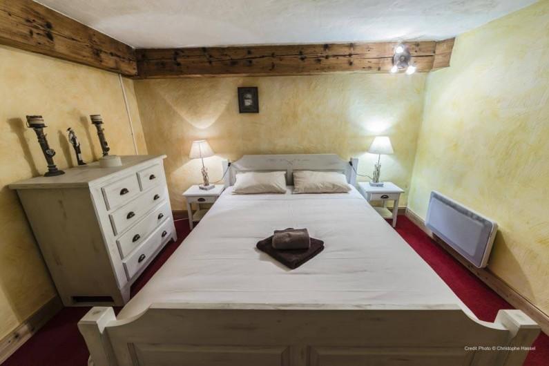 Location de vacances - Appartement à Val-d'Isère - Chambre 3