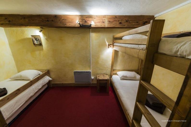 Location de vacances - Appartement à Val-d'Isère - Chambre 4