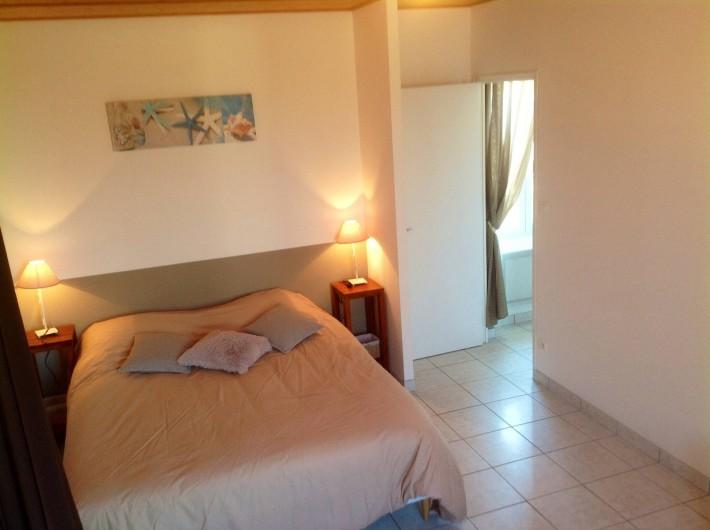 Location de vacances - Villa à Les Sables-d'Olonne - chambre n 2