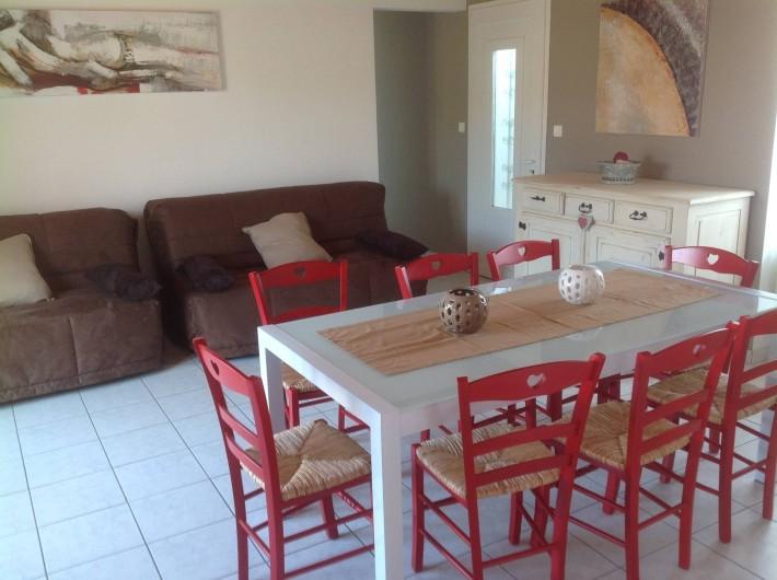 Location de vacances - Villa à Les Sables-d'Olonne - piece de vie