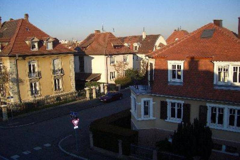 Location de vacances - Appartement à Strasbourg