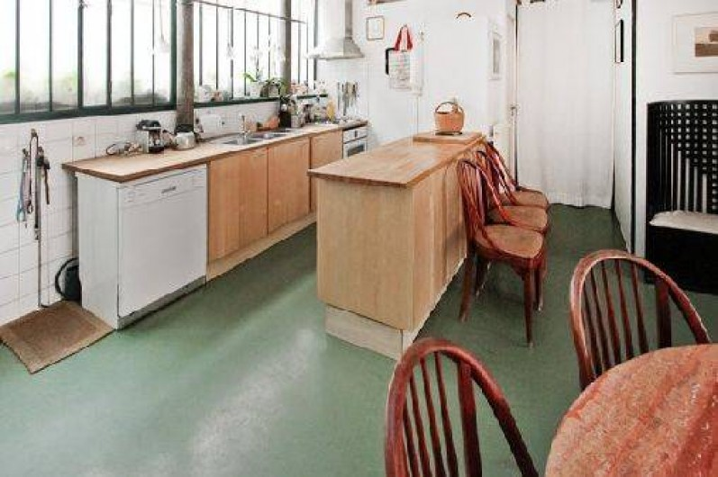 Location de vacances - Appartement à 11e Arrondissement