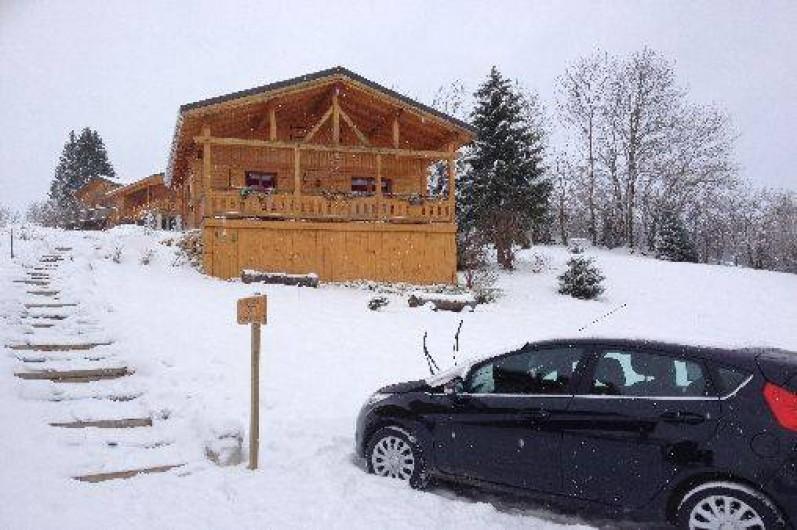 Location de vacances - Chalet à Saint-Laurent-en-Grandvaux
