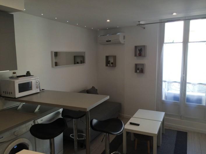 Location de vacances - Studio à Cannes