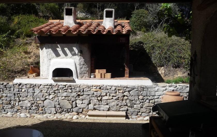Location de vacances - Maison - Villa à Auriol - Barbecue-Four à Bois