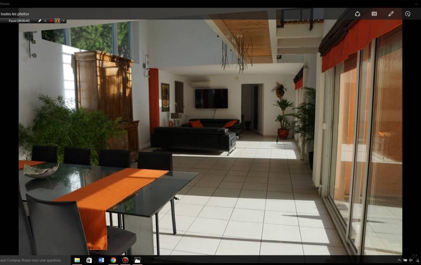 Location de vacances - Villa à Saint-Cyprien Plage