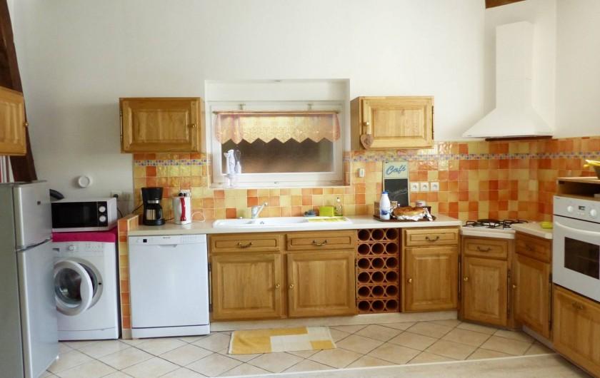 Location de vacances - Appartement à Arandon - CUISINE