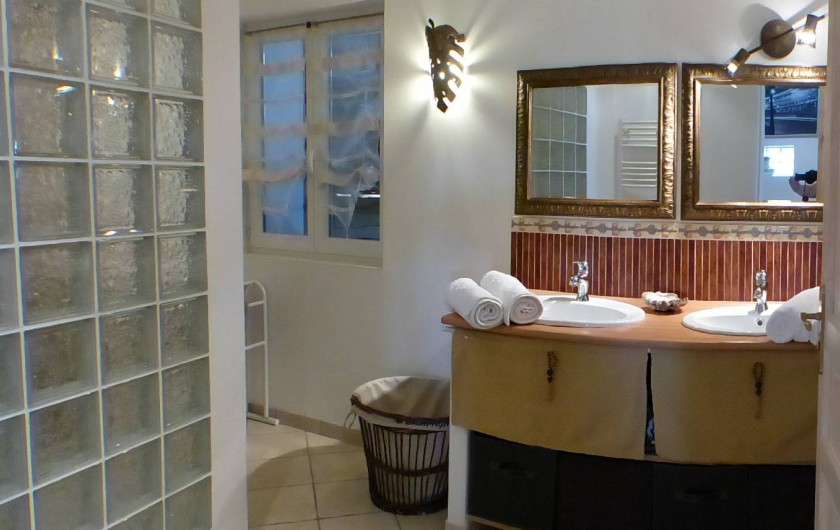 Location de vacances - Appartement à Arandon - SALLE DE BAINS