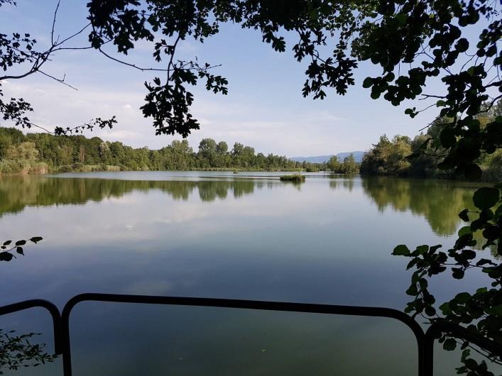 Location de vacances - Appartement à Arandon - ETAND DE LA SIVAL ARANDON
