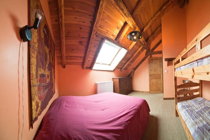 Location de vacances - Appartement à Albiez-le-Vieux - chambre 3