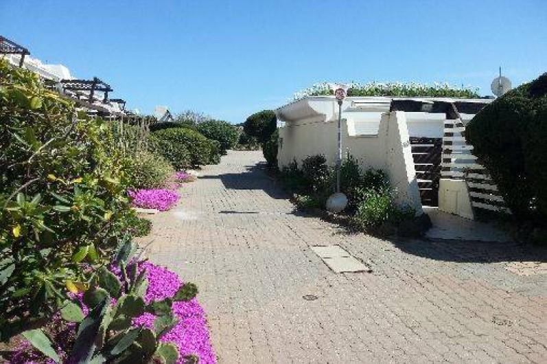 Location de vacances - Studio à Le Cap d'Agde