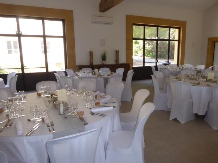 Location de vacances - Gîte à Mirepeisset - Mariage